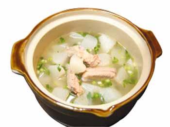 【美女廚房】清熱健胃湯品