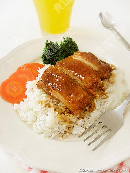 日式照燒雞飯