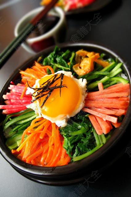 美味石鍋拌飯