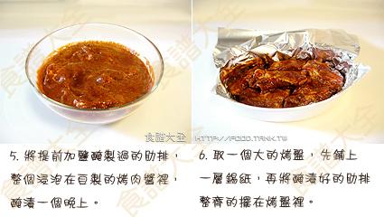美式烤肋排做法5-6
