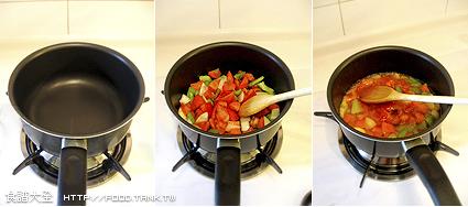 蔬菜濃湯做法2