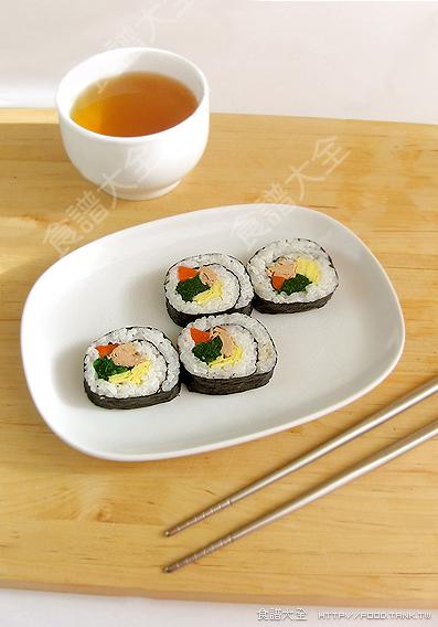 飯團與壽司
