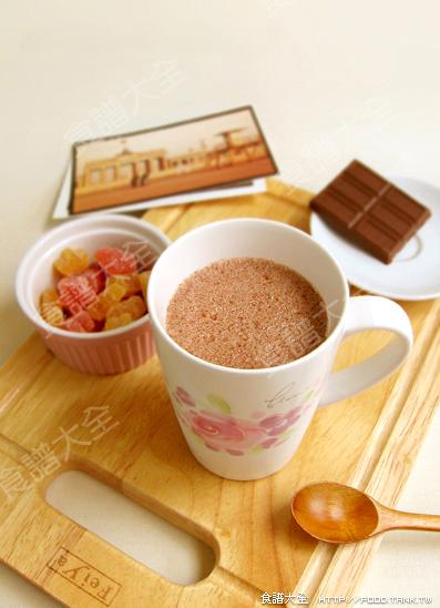 巧克力奶昔