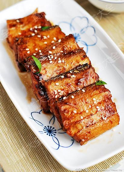 紅燒白帶魚