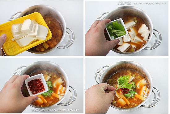 韓式大醬湯做法7-12