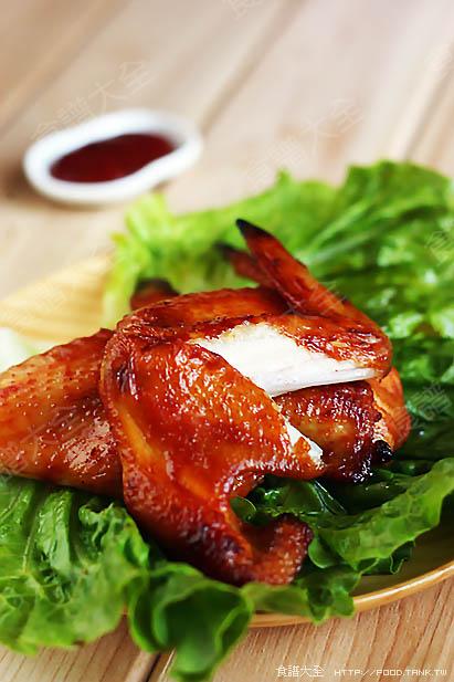 番茄醬脆皮烤雞翅