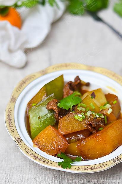 羊肉燒蘿蔔