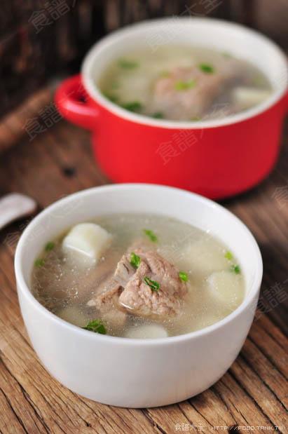 美味又養生的山藥排骨湯