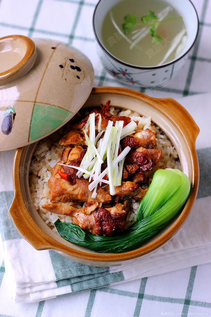 電鍋料理海南雞飯的做法