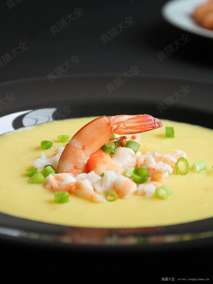 鮮蝦玉米濃湯