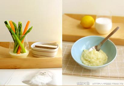 ... 美式炒蛋 奶香馬鈴薯泥 蘆筍沙拉 簡單食譜 - yam天空