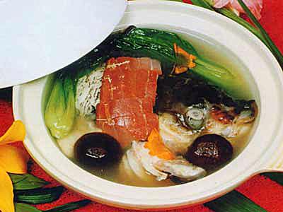 砂鍋魚頭豆腐