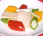 碧綠挪威鮭魚片