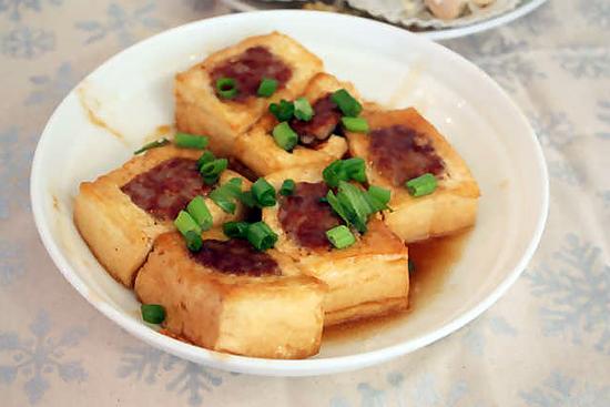 家常釀豆腐