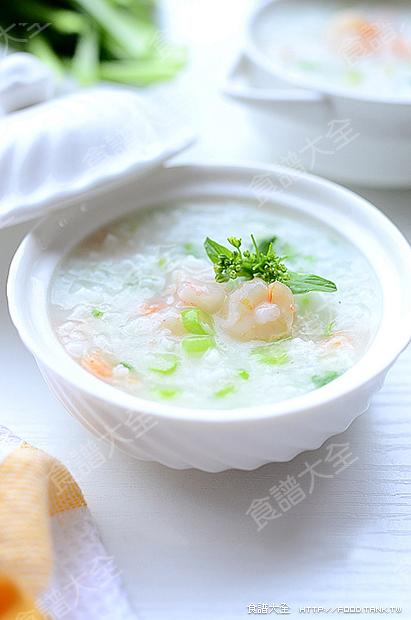 蝦仁鮮味粥