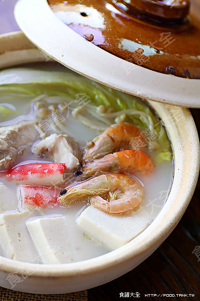 豚骨什錦鍋物