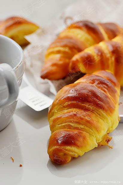 可頌麵包 牛角麵包 Croissant