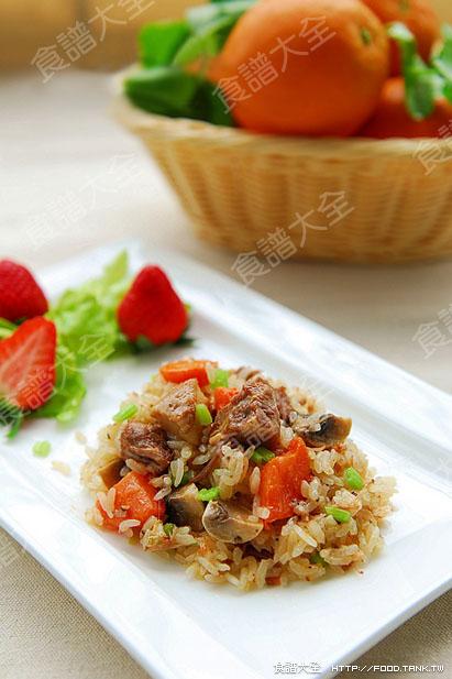 法式豬肉燴飯