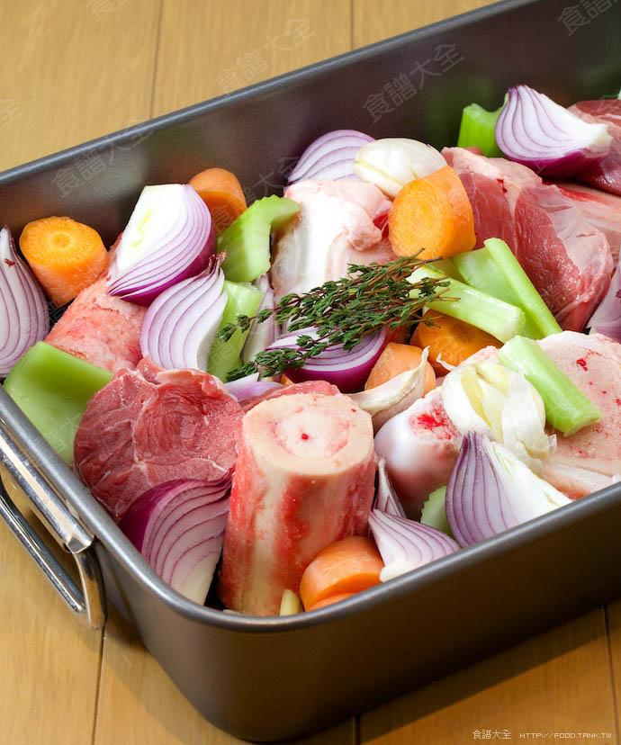 法式牛肉高湯