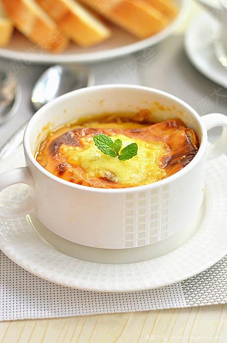 法式洋蔥湯
