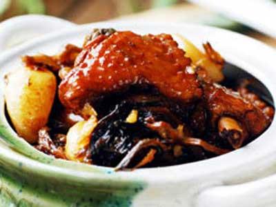 梅乾菜雞翅