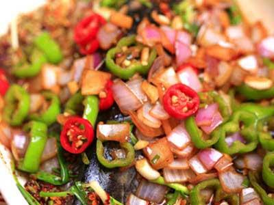 香辣烤台灣鯛