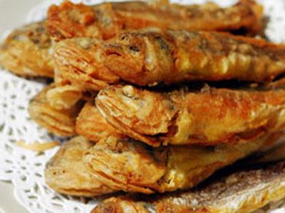 油酥小黃魚