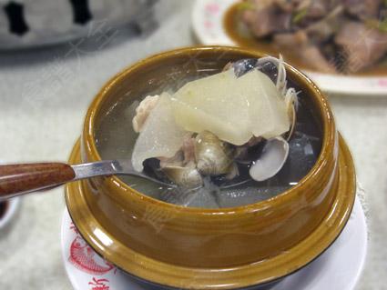 蛤蠣冬瓜排骨