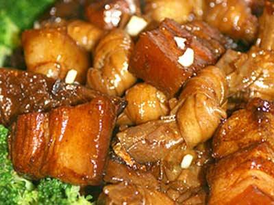 百葉結燒肉