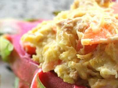 鮪魚薯泥沙拉